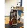 Pompe submersibile SRM-SRT seria /200; Qmax = 13,2 m3/h; Hmax = 81 m