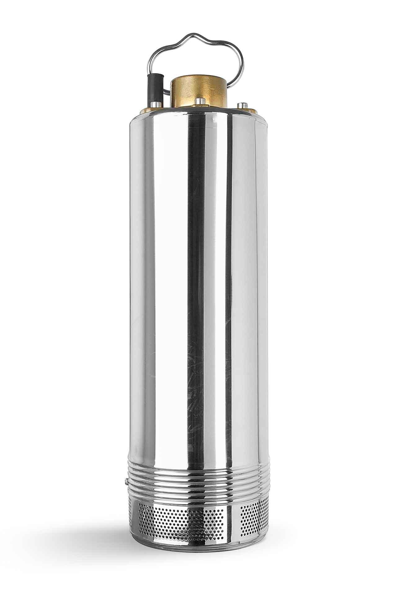 Pompe submersibile SRM-SRT seria /100; Qmax = 6 m3/h; Hmax = 75 m